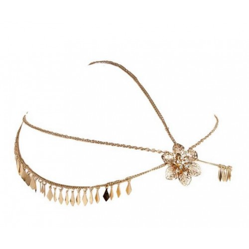Head chain tassel sun
