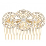 Multilayer hair comb