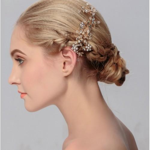 Head chain crystal Kim