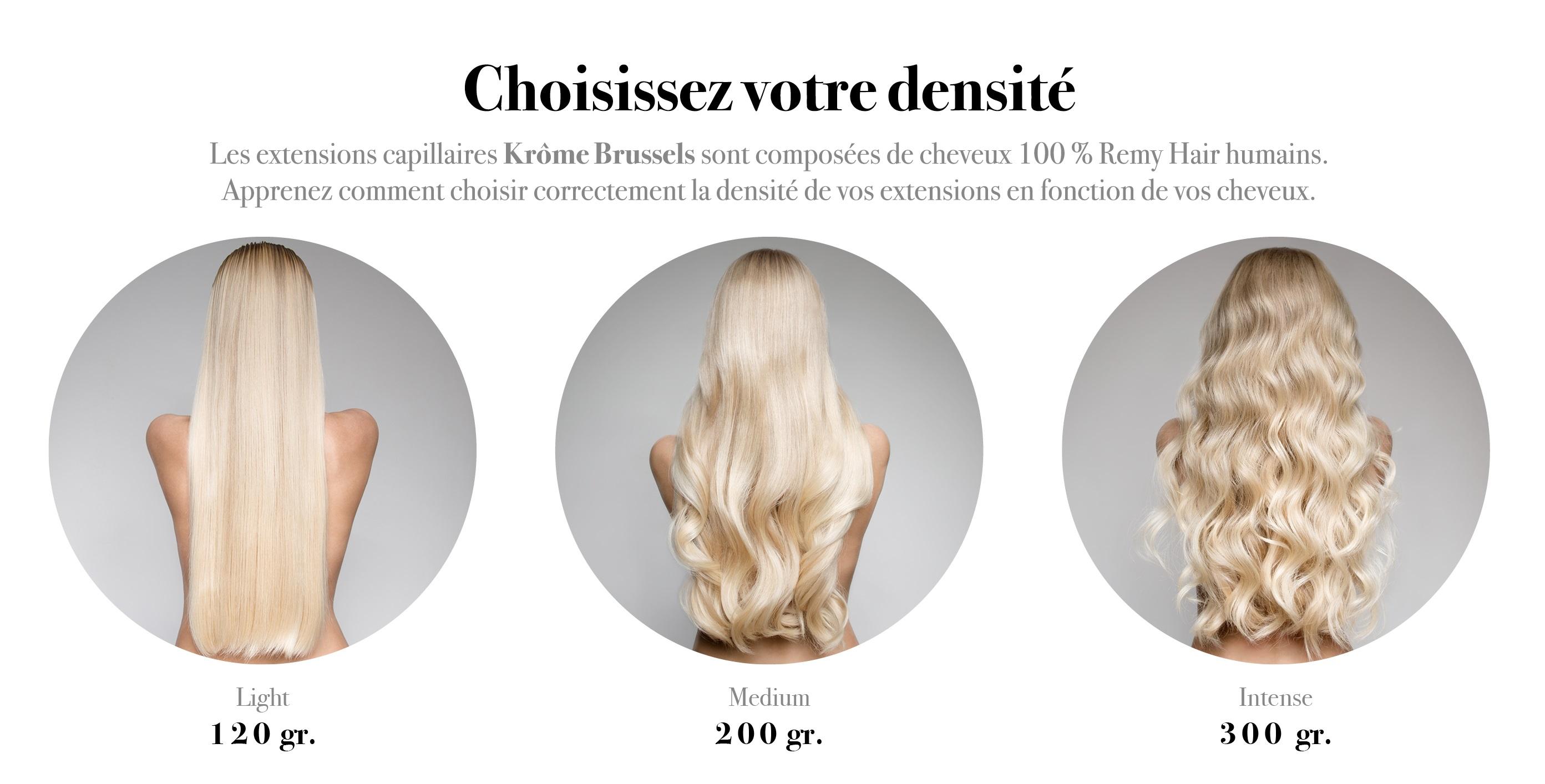 Transforme tes cheveux avec les extensions Krôme