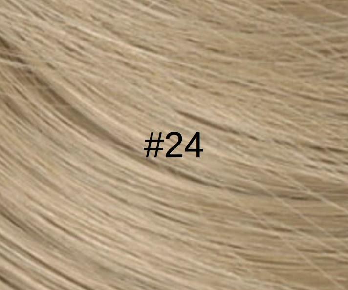 24 Blond clair cendré