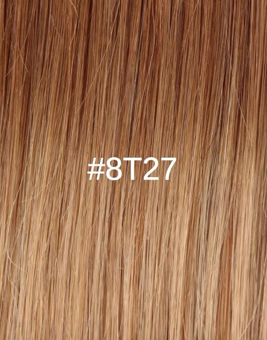8T27 châtain doré/blond doré