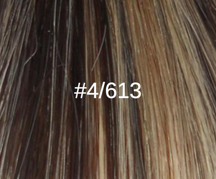 4/613 Châtain foncé doré/blond clair doré