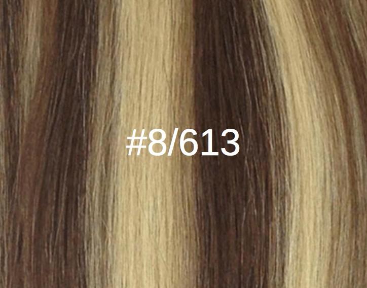 8/613 Châtain doré/Blond clair doré