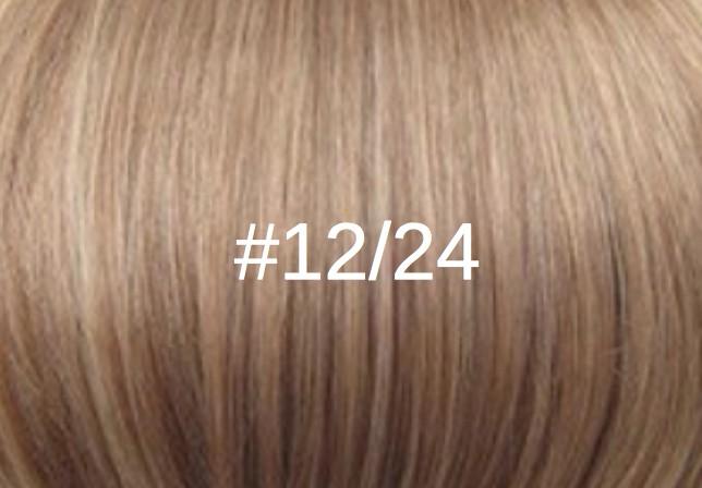 12/24 Châtain doré/Blond cendré