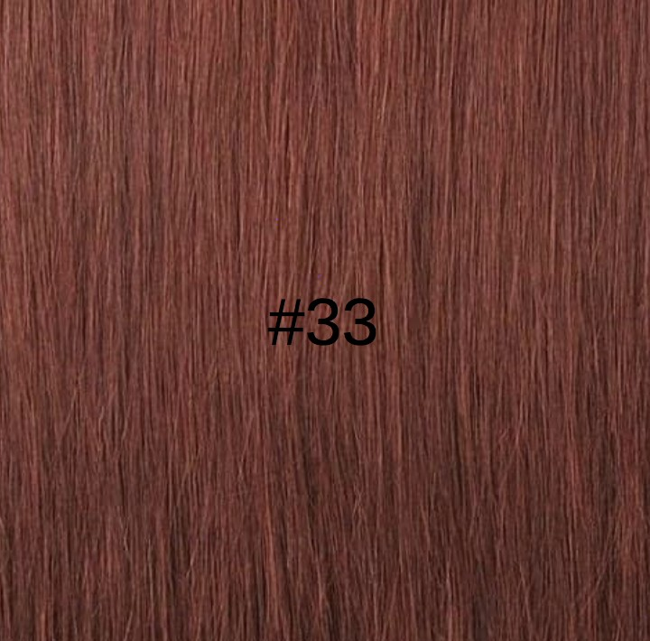 33 Auburn rouge
