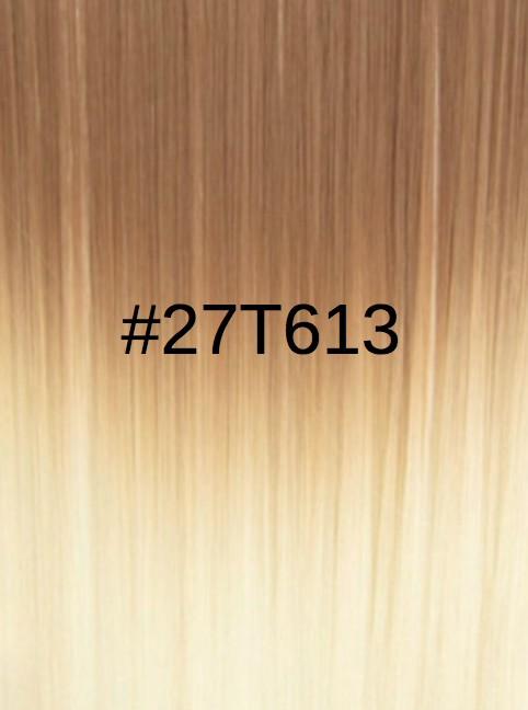 27T613 Blond miel doré/Blond clair doré