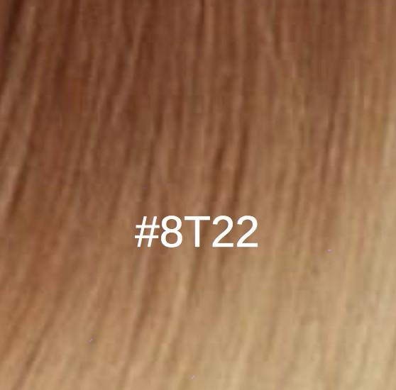 8T22 Châtain doré /Blond doré