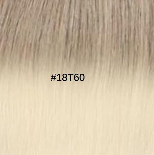 18T60 Blond foncé cendré/Blond platine