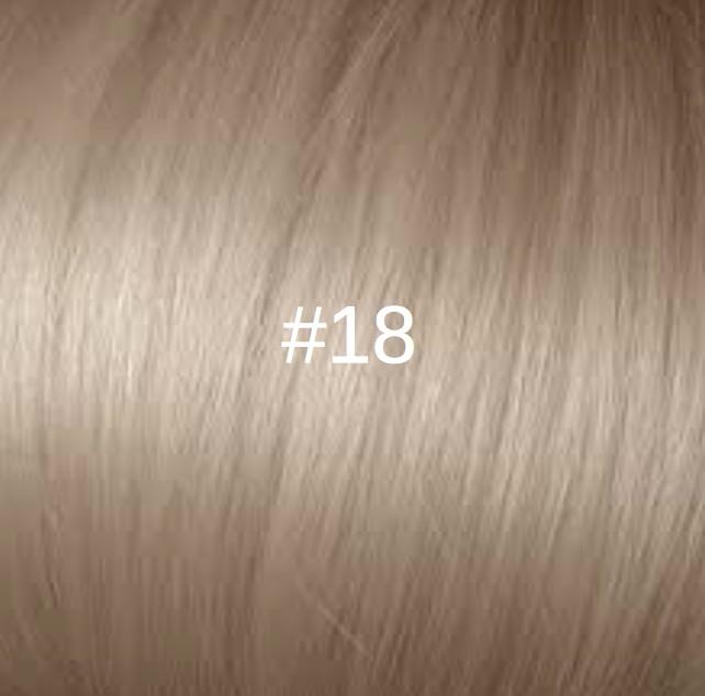 18 Blond foncé cendré