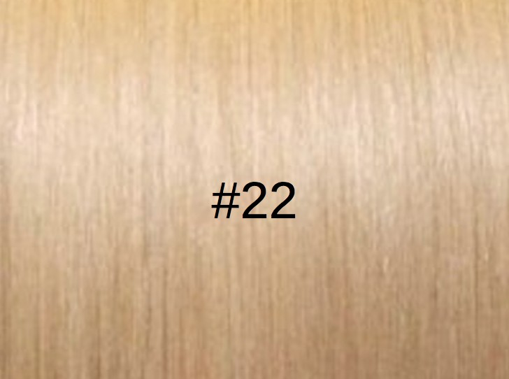 22 Blond doré